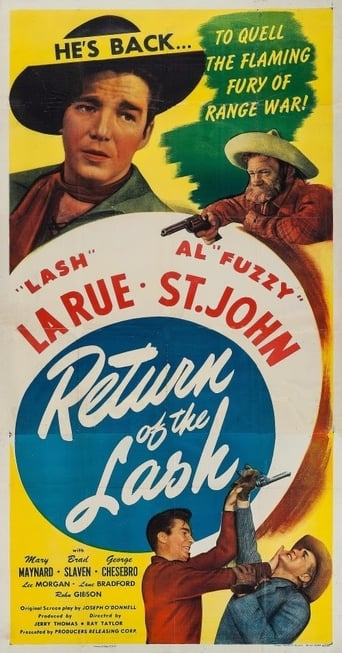 Poster of Return of the Lash