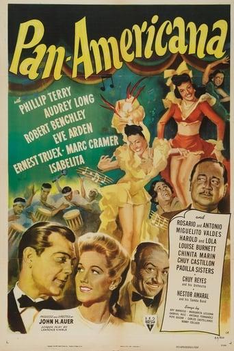 Poster of Pan-Americana