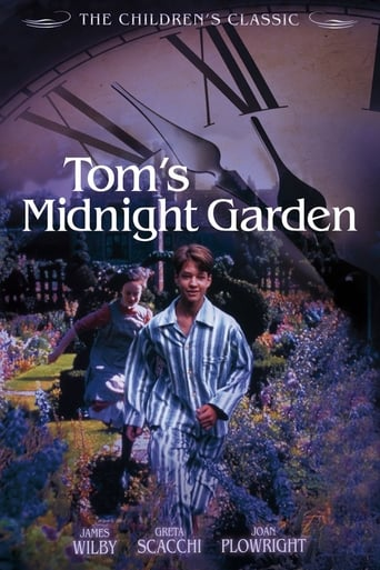 Poster of Tom's Midnight Garden