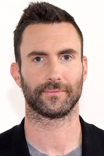 Adam Levine alias The Voice Judge