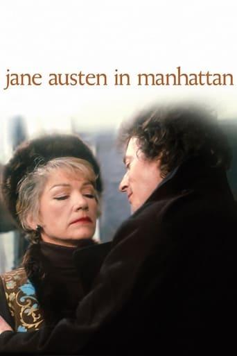 Poster of Jane Austen in Manhattan