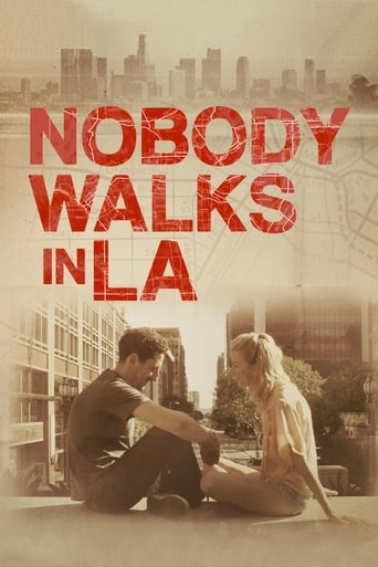 Poster of Nobody Walks in L.A.