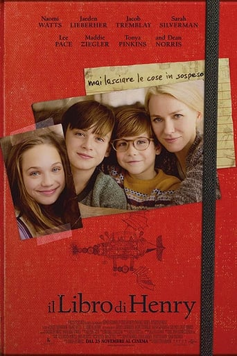 Poster of Il libro di Henry