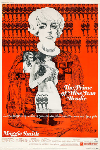 Poster of The Prime of Miss Jean Brodie