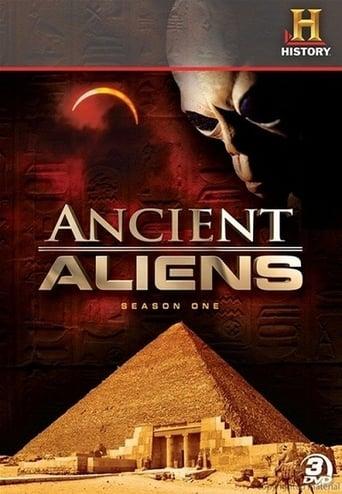 Alienígenas do Passado 1ª Temporada - Poster