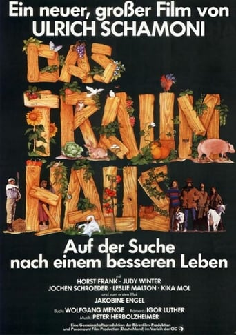 Poster of Das Traumhaus