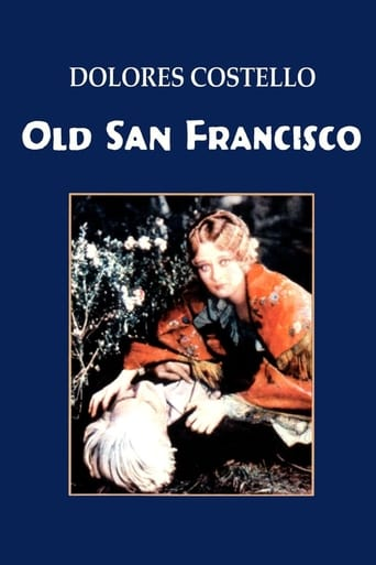 Poster of Old San Francisco