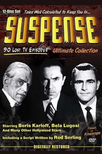 Poster of Suspense