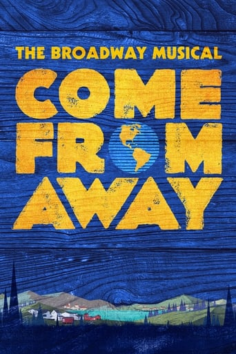 Poster Come from Away