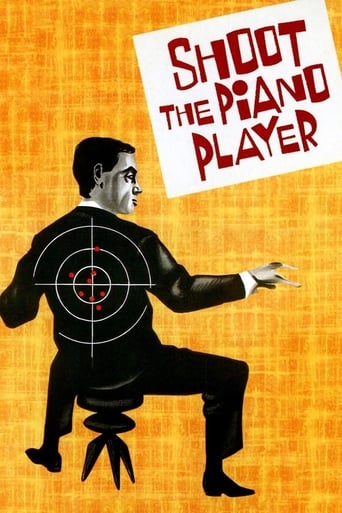 Poster of Shoot the Piano Player