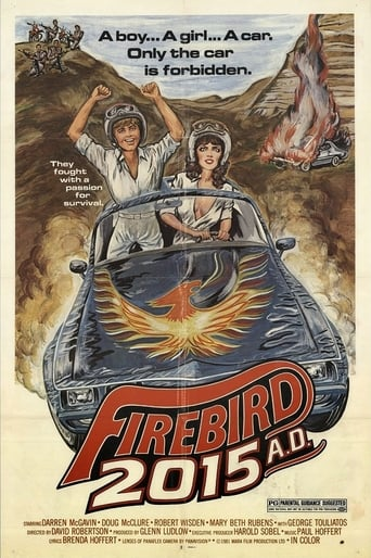 Poster of Firebird 2015 A.D.