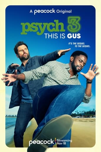 Psych 3: This Is Gus