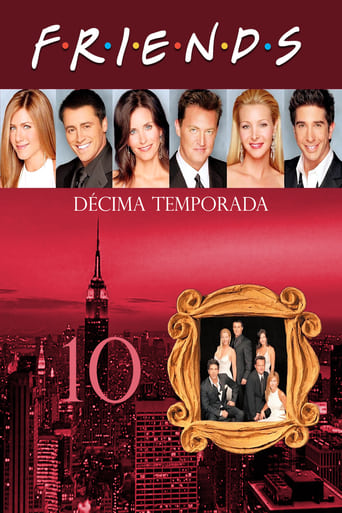 Friends 10ª Temporada - Poster