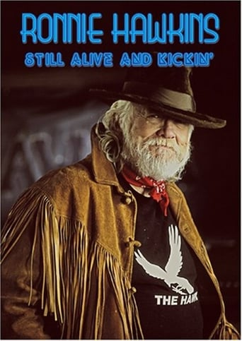 Poster of Ronnie Hawkins: Still Alive and Kickin