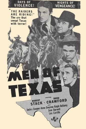 Poster of Men of Texas