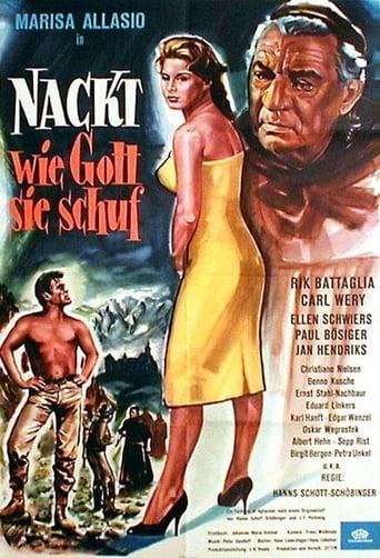 Poster of Nackt, wie Gott sie schuf
