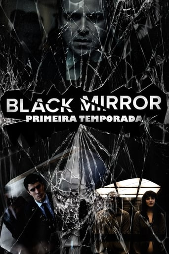 Black Mirror 1ª Temporada - Poster