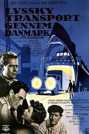 Poster of Lyssky transport gennem Danmark