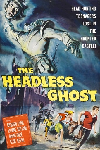 Poster of The Headless Ghost