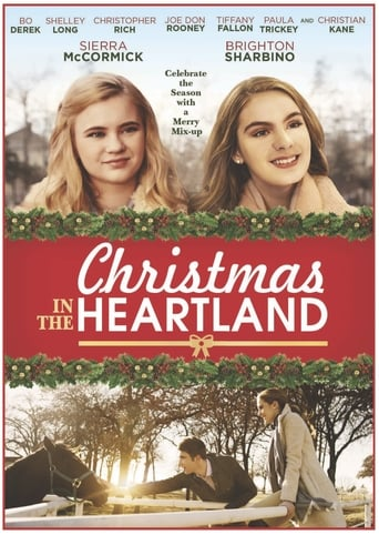 Poster of Christmas in the Heartland
