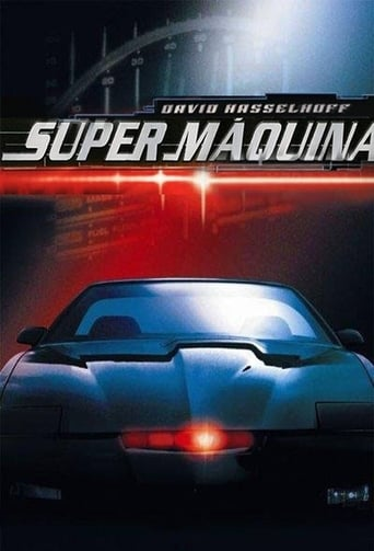 Poster of A Super Máquina