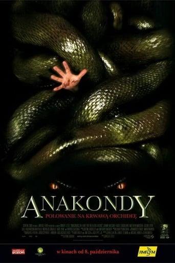 Anakondy - Polowanie na Krwawą Orchideę