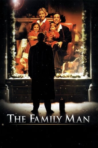 Official movie poster for The Family Man (2000)