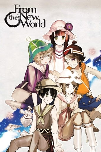 Poster of From the New World