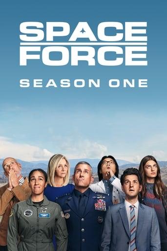 Space Force 1ª Temporada - Poster