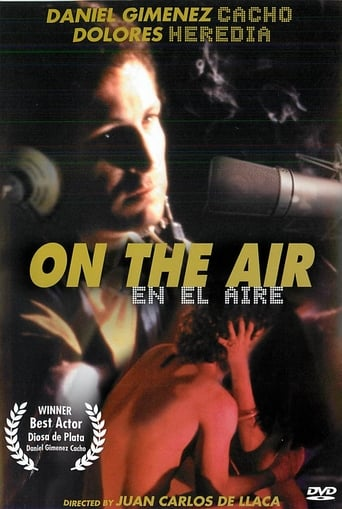 Poster of On the Air