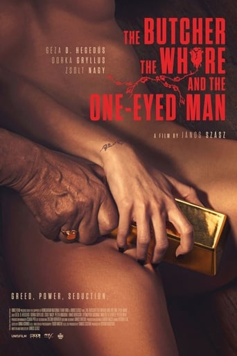The Butcher, The Whore and the One-Eyed Man Movie Poster
