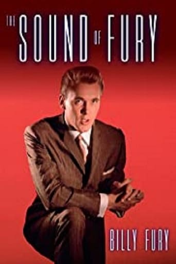 Poster of Billy Fury: The Sound of Fury