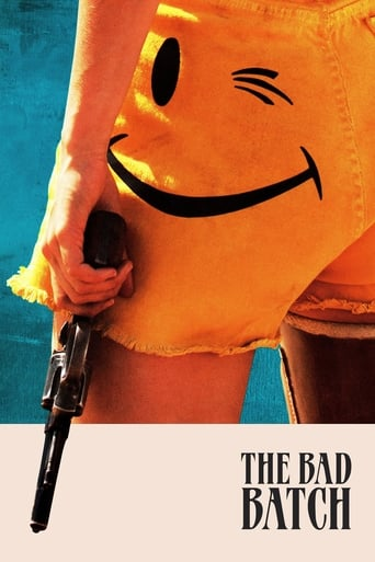 Poster of The Bad Batch fragman