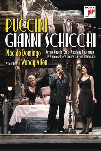 Poster of Gianni Schicchi