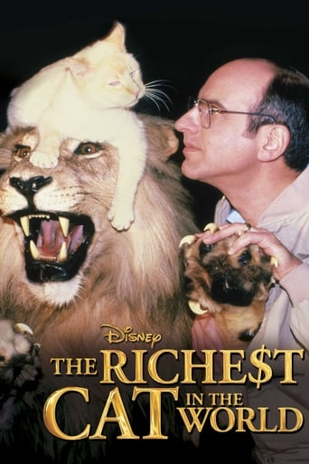 Poster of The Richest Cat in the World