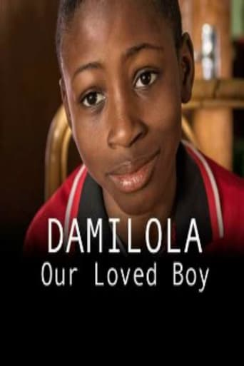 Poster of Damilola, Our Loved Boy