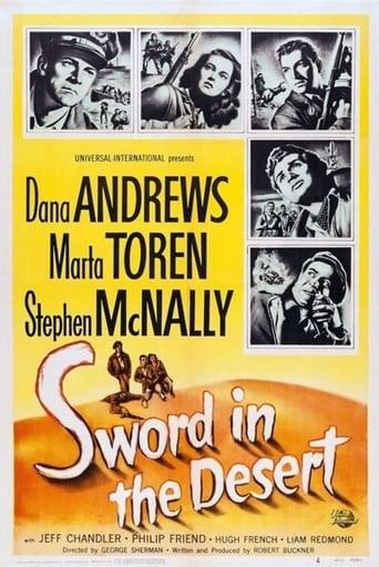 Poster of Sword in the Desert