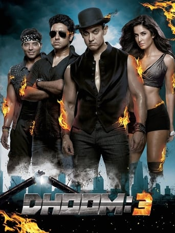 poster of Dhoom 3