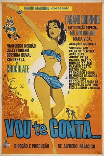 Vou Te Contá... Movie Poster