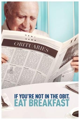 Poster of If You're Not In The Obit, Eat Breakfast