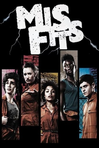Poster of Misfits