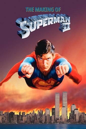 Poster of The Making of 'Superman II'