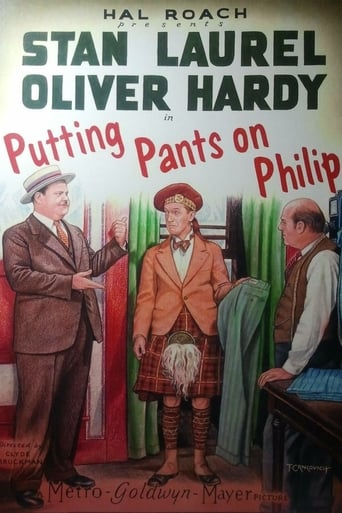 Poster of Putting Pants on Philip