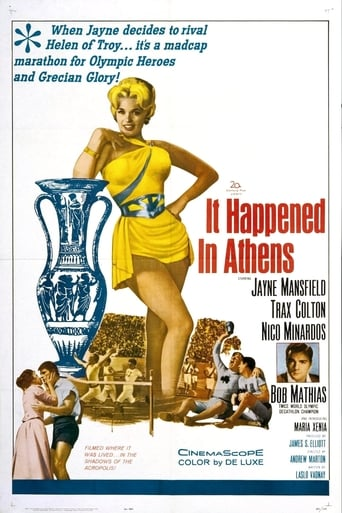 Poster of It Happened in Athens