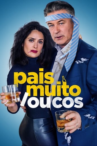 Pais Muito Loucos - Poster