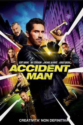 2018 Accident Man