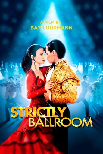 Poster of Strictly Ballroom