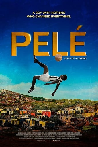 Poster Pelé: Birth of a Legend