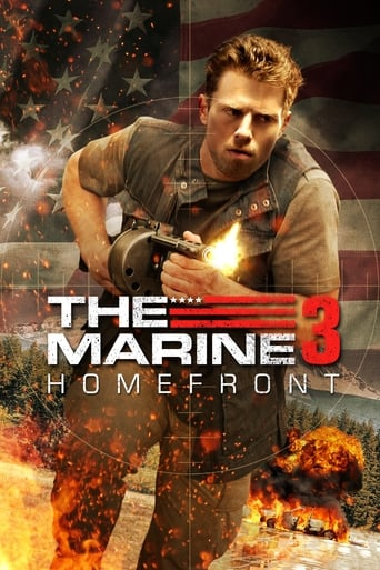 Poster of The Marine 3: Homefront