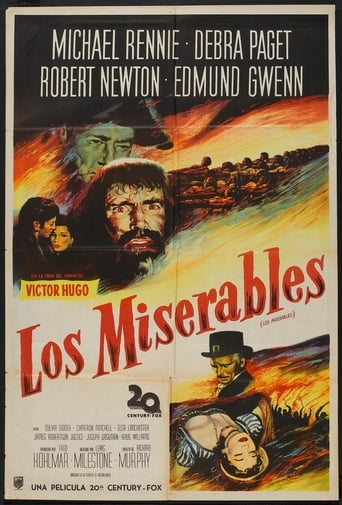Poster of Les Miserables